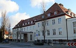 Dahlem Ihnestraße Harnack-Haus.JPG