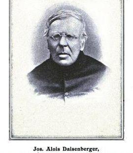 Joseph Alois Daisenberger