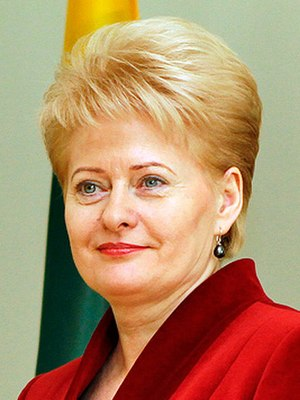 Lithuanian presidential election, 2009