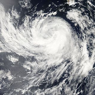 Tropical Storm Dalila (2007) Pacific tropical storm in 2007