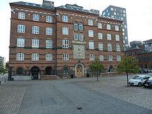 Norges ambassade i København – Wikipedia