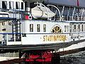 Dampfschiff Stadt Rapperswil - Bürkliplatz 2012-07-26 19-26-15 (P7000).JPG