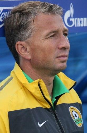 Dan Petrescu - Petrescu in 2011