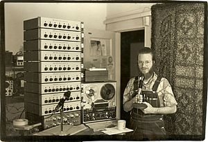 Dan Dugan (audio engineer) - Dugan tests nine Model A automixers, ca. 1980