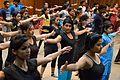 Dance Workshop Participants - Robert Moses Kin - American Center - Kolkata 2014-09-12 7839.JPG