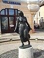 Dancer by Ferenc Medgyessy, Székesfehérvár, Hungary - panoramio.jpg