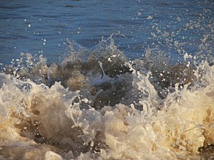 Dancing for Joy Dancing waves at Ingoldmells. ...
