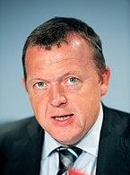 Danmarks statsminister Lars Loekke Rasmussen pa Nordiska radets session i Reykjavik 2010 %281%29