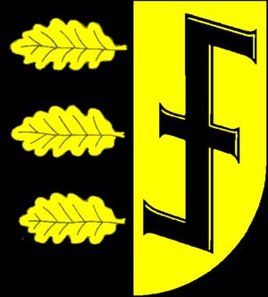 Dassendorf - Image: Dassendorf Wappen