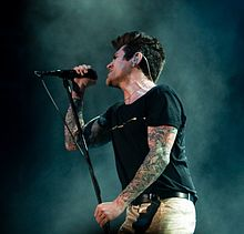 Davey Havok esinemas 2009. a.
