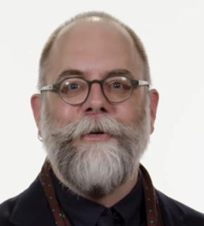 David Zinn American costume and scenic designer
