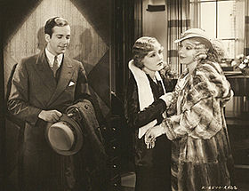 David Manners, Madge Evans, Ina Claire.jpg