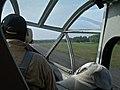 De Havilland Dragon Rapide D-ILIT in Offenburg September 2009 kurz nach dem Abheben.jpg