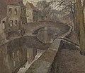 De Peerdenbrug in Brugge, circa 1903 - circa 1927, Groeningemuseum, 0040489000.jpg