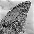 De kuststrook bij Atlit in de buurt van Haifa met de ruine van een kasteel uit d, Bestanddeelnr 255-1482.jpg