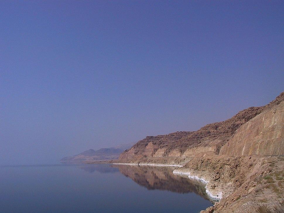 Dead Sea, Jordanian Shore