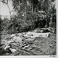 Dead civilians - Suomussalmi 5.-7.7. Suomussalmi 5 to 7.7. 1943. 1943.jpg