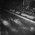 Deense kampioenschappen in de zwemhal van Frederiksberg in Kopenhagen onderdeel , Bestanddeelnr 252-9250.jpg