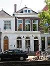 Zeepfabriek Bousquet: werk-woonhuis in Neo-Classicistische bouwstijl