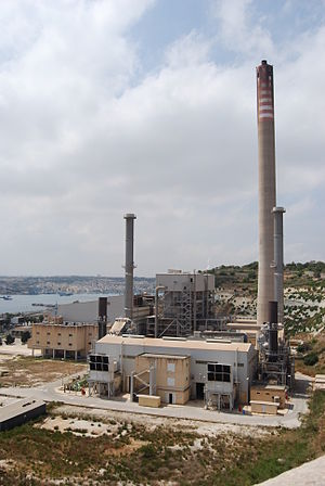 Energy in Malta - Delimara Power Station