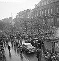 Demonstraties in Luik tegen de Eenheidswet, demonstranten Luik, Bestanddeelnr 911-9349.jpg
