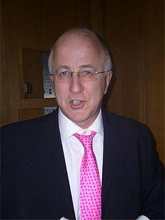 Denis MacShane British former Labour politician
