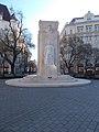 Denkmal, Vértanúk Platz, 2021 Lipótváros.jpg