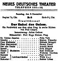 Der Enkel des Golem (UA) Prager Tagblatt 1934-12-08.jpg