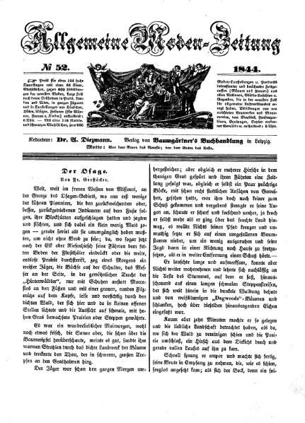 File:Der Osage-Gerstaecker-1844.djvu