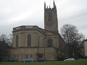 Dean of Derby - Derby Cathedral