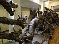 Detail of Anxiety - Sculpture by Ahad Hosseini - Azerbaijan Museum - Tabriz - Iranian Azerbaijan - Iran (7421593886).jpg