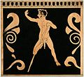 Detail of the decoration of a red-figured Greek vessel in Wellcome V0050607.jpg