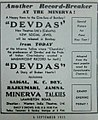 Devdas (hindi version) - Advertisement - september 1935.jpg