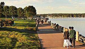 Parks in Halifax, Nova Scotia - Dewolf Park