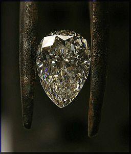 Diamant tropfen