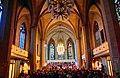 Die St.-Johannis-Kirche in der Göttinger Altstadt ist eine dreischiffige gotische Hallenkirche aus dem 14. Jahrhundert - panoramio.jpg