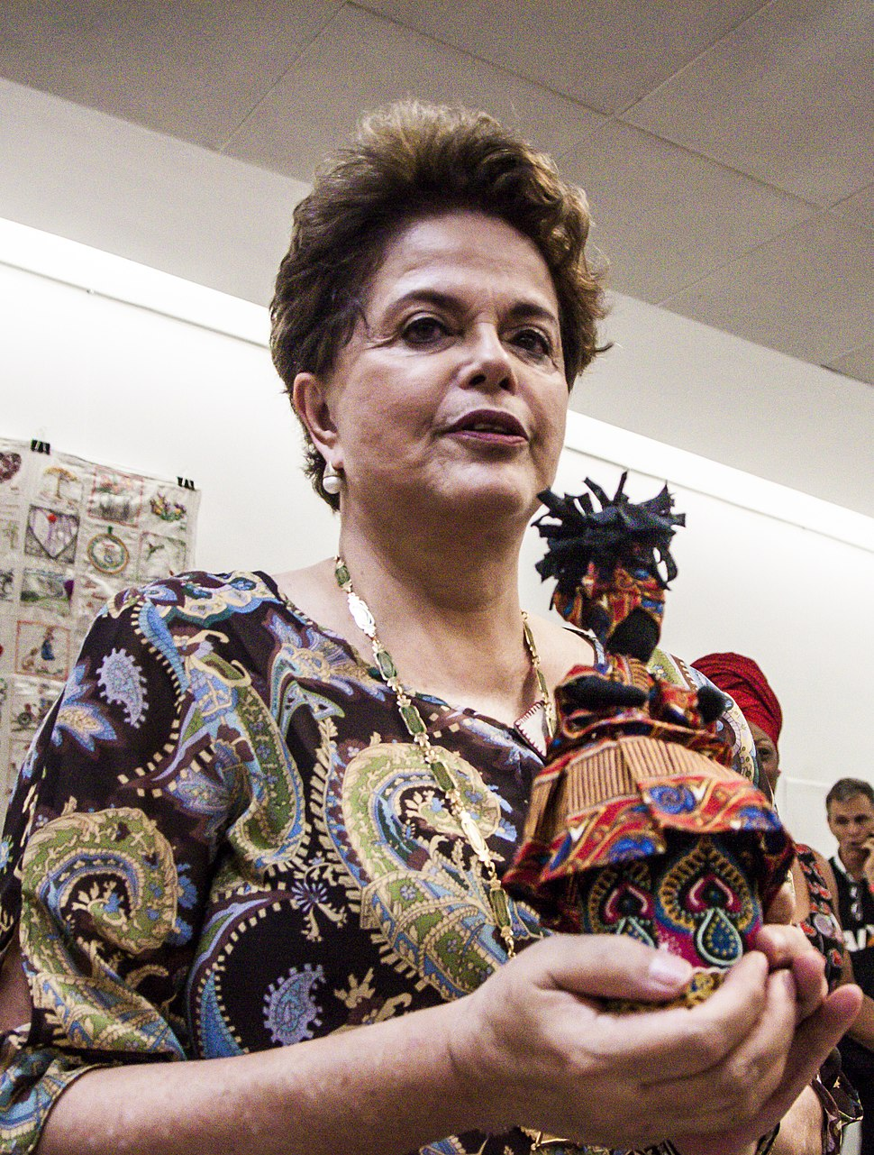Dilma Rousseff 2017 BH