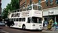 Dinosaur bus, Belfast - geograph.org.uk - 1756365.jpg