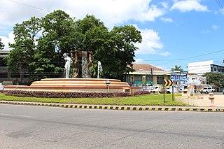 Dipolog Component city in Zamboanga Peninsula, Philippines