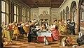 Dirck Hals and Dirck van Delen or Bartholomeus van Bassen - Merry Company in a Palace 6811.jpg