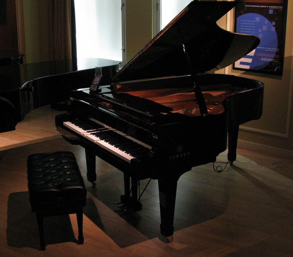Disklavier wikipedia for Yamaha disklavier grand piano