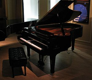 Disklavier - Yamaha Disklavier Pro S6 Grand Piano