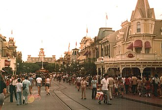 Magic Kingdom - Magic Kingdom - Florida, August 1977