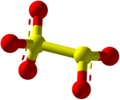 Disulfite (Metabisulfite) Ion Ball and Stick.png
