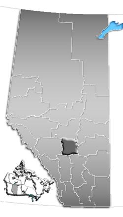 Division No. 8, Alberta Location.png