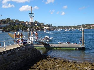 Dolans Bay, New South Wales Suburb of Sydney, New South Wales, Australia
