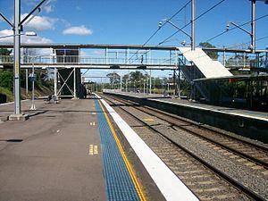 doonside railway station wikipedia