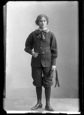 Doris Altman, rollporträtt - SMV - GA037.tif