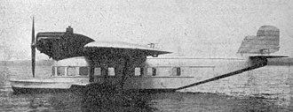 Dornier Delphin - Dornier Do L Delphin III photo from Le Document aéronautique September,1928