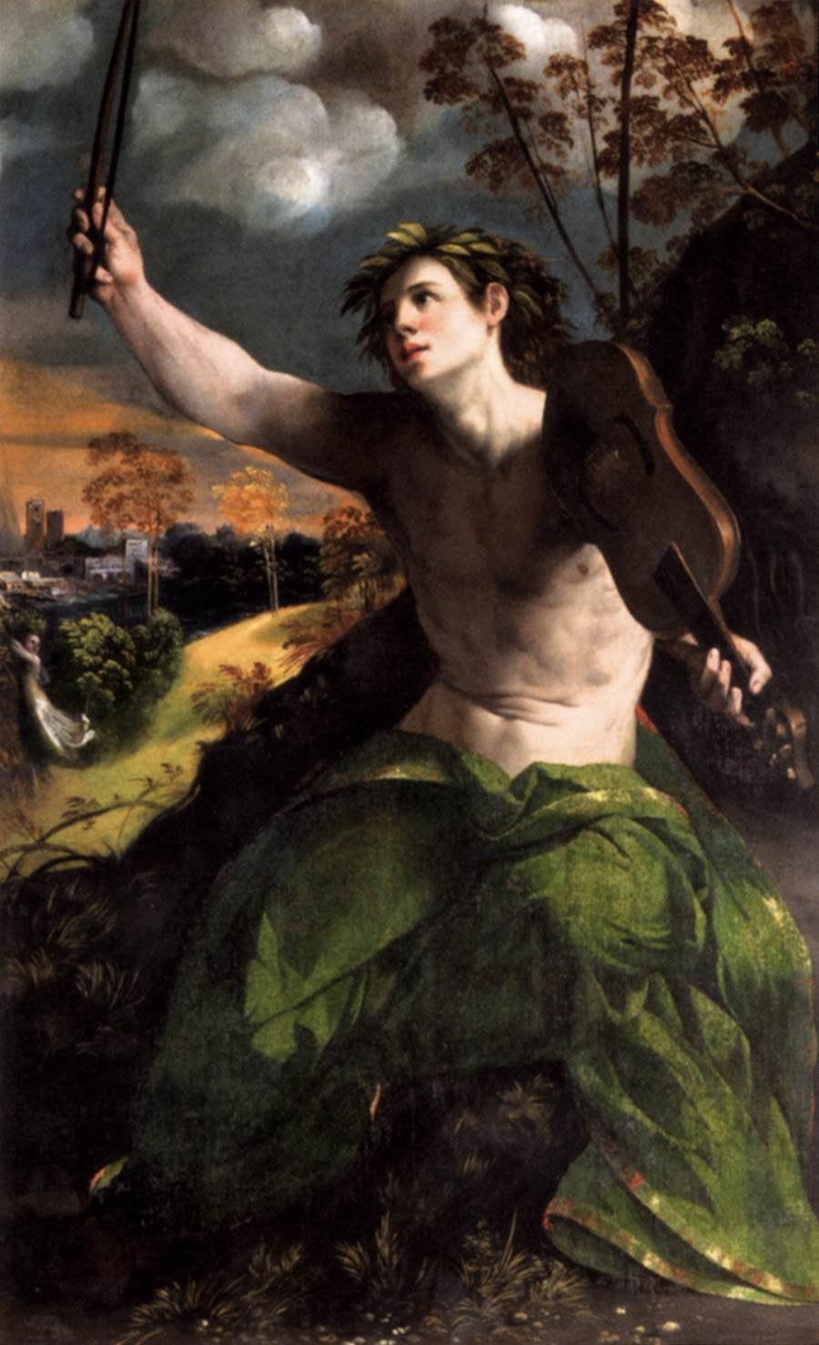 Dossi, Dosso - Apollo - 1524